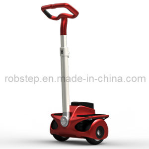 Two Wheel Personal Transporter Mini Type Green Travel Transporter Electric Mobility Scooters