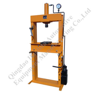 High Quality Pedal Hydraulic Press 20/25/30t pictures & photos