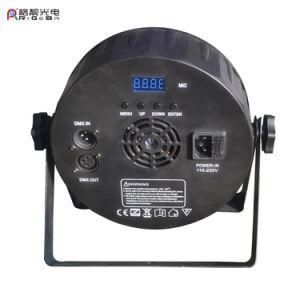 China Cheap Stage LED PAR 64 9LEDs 3W or 1LEDs *10W RGB 3in1 DMX Control LED PAR Can Light pictures & photos