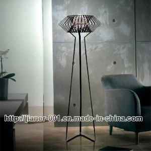 Elgance Black Modern Standing Lighting Floor Lamp pictures & photos