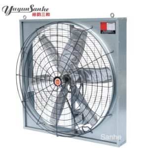 China Sanhe Cow House Hanging Exhaust Fan pictures & photos