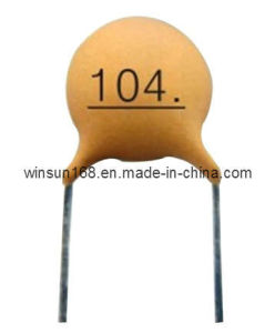 High Quality Low Voltage Ceramic Disc Capacitor pictures & photos