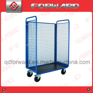 Foldable Moveable Warehouse Logistic Transport and Storage Cage Roll Container pictures & photos