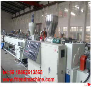 PVC PE PP Plastic Tube Making Machinery pictures & photos