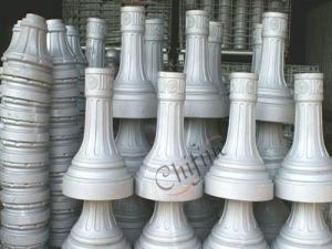 Aluminum Casting Street Light Part pictures & photos