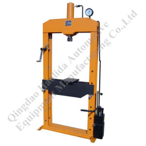 High Quality Pedal Hydraulic Press Machine 20/25/30t pictures & photos
