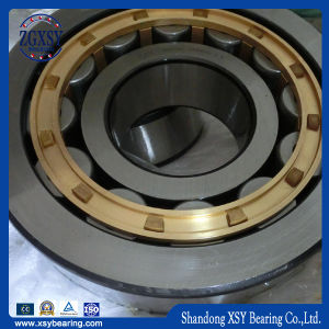 High Capacity Nylon/Brass/Steel Cage Cylindrical Roller Bearing pictures & photos