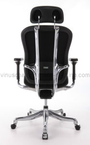 Metal office chair (VBZ1-BF-B12)