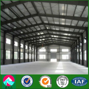 Prefabricated High Quality Portal Frame Steel Structure Warehouse pictures & photos