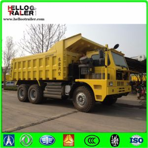 Chinese 6X4 Tipper Truck, HOWO Mining Truck pictures & photos