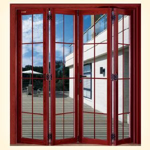 Heavy Duty Aluminum Folding Door for Balcony pictures & photos