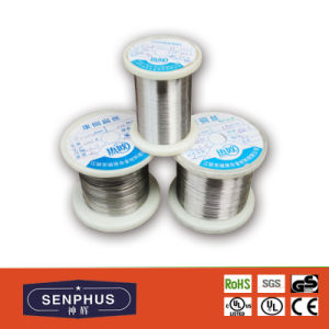 Constantan Wire Copper Nickel Resistance Wire 6j4/Cn49W pictures & photos