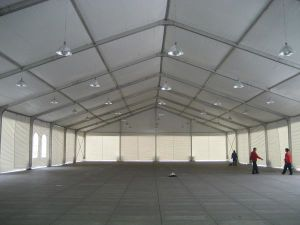 Aluminum Frame 25X75m Big Outdoor Activity Tent Wedding Party Marquee in Nigeria pictures & photos