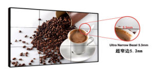 46 Inch Super Narrow Bezel LCD Video Wall with Video Wall pictures & photos