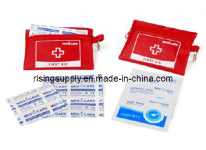 Key Ring Pocket First Aid Kit (HS-032) pictures & photos