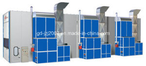 Customized Long Big Bus Spray Booth for Sale pictures & photos