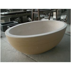 Stone Jacuzzi Bathtub Granite Marble Bath Tub for Bathroom pictures & photos