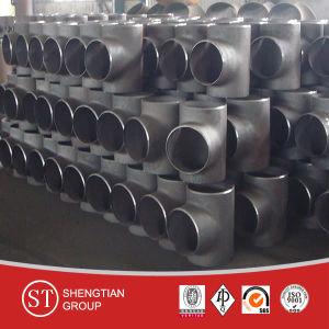 "ASTM A234 Wpb Seamless Steel Tee (1/2-72""sch10-sch160) pictures & photos"