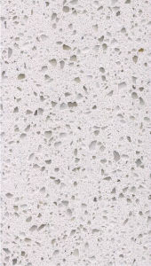 Crystal White Artificial Quartz for Wall pictures & photos