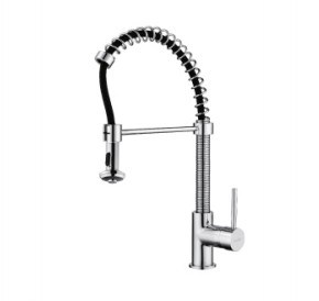 Single Lever Pull-out Water Faucet (DH25) pictures & photos