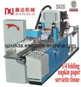 Napkin Paper Serviette Tissue Printing Machine pictures & photos