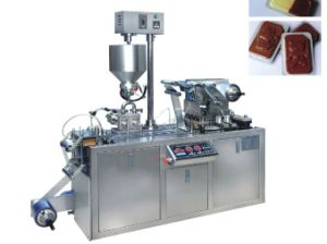 Honey Jam Chocolate Automatic Blister Packing Machine (DPP80) pictures & photos