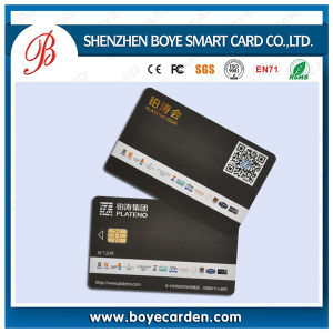 ISO Standard Sle5542 Chip Hotel Smart Contact Cards pictures & photos