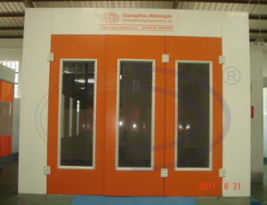 Top Grade Water Based Paint Car Spray Booth Wld9200 pictures & photos