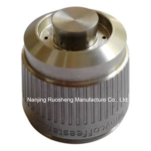 Stainless Steel Machining Nozzle for Coffee Machine