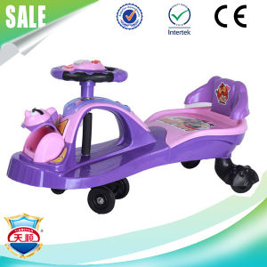 Fashionable Kids Swing Car with New Model Kids′ Favorite Ride on Toy for Sale pictures & photos