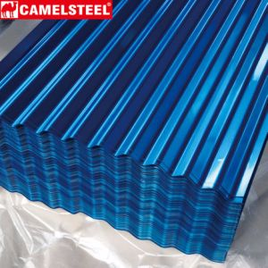 Color Metal Roof Panels Galvanized Corrugated Sheet pictures & photos