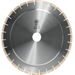 Horizontal Cutting Saw Blade-Diamond Cutting Segment for Granite pictures & photos