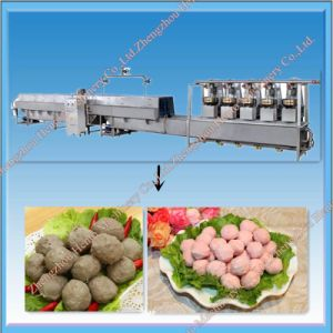 Low Price Automatic Meatball Rolling Forming Making Machine pictures & photos