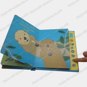 Children Book with Sound Module, Music Book pictures & photos