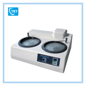 """Heavy Duty (8"""") Dual Platens Grinder/Polisher with Magnetic Plates Cy-MP20-2b pictures & photos"""