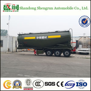 Factory Bulk Cement Tanker Semi Truck Trailer for Sale