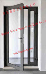 Factory Price Energy Saving Double Plastic PVC / UPVC Sliding Glass Window with Mosquito Net pictures & photos