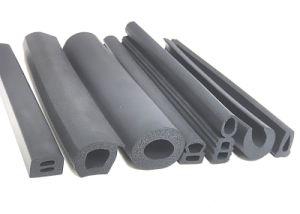 (EPDM, silicone, NBR, nr, SBR, PVC) Rubber Foam Tube