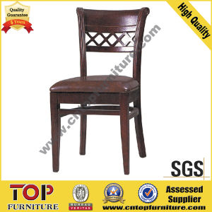 Comfortable Wooden Restaurant Dining Chairs pictures & photos