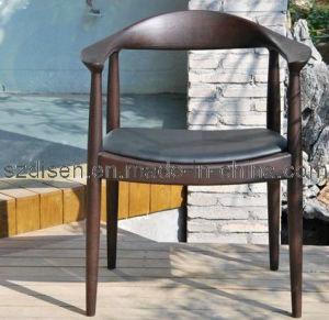 Wooden Dining Arm Chair (DS-C143H) pictures & photos