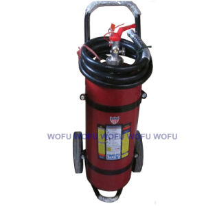 50lbs ABC Trolley Fire Extinguisher pictures & photos