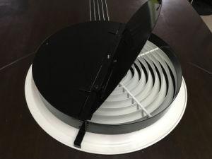 Ventilation Round Air Diffuser Galvanized Iron Air Damper pictures & photos