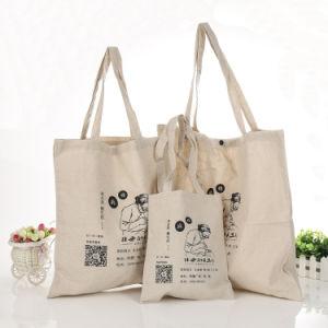 Fashion Cotton Canvas Shopping Bag pictures & photos