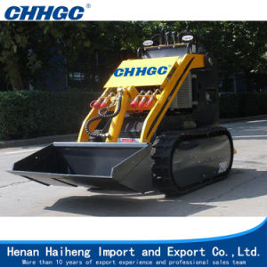 Chinese Mini Crawler Skid Steer Loader Mini Digger for Sale pictures & photos