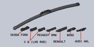 Multi-Functional Wiper Blade