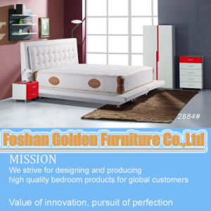 New Design French Bedroom Set (2884) pictures & photos