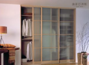 Hot Selling Acid Ethched Glass for Closet and Cabinet pictures & photos