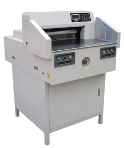 Electric Paper Cutting Machine (GT-670H) pictures & photos