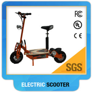 Powerful 2000watt Foldable Electric Scooter pictures & photos