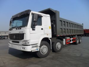 Cnhtc HOWO 8X4 31t Tipper Truck (ZZ3317N3061) pictures & photos